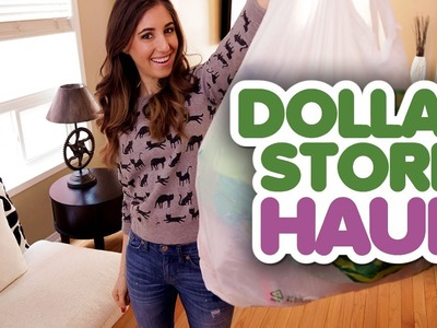 Dollar Store Haul - Part 2 (Clean My Space)