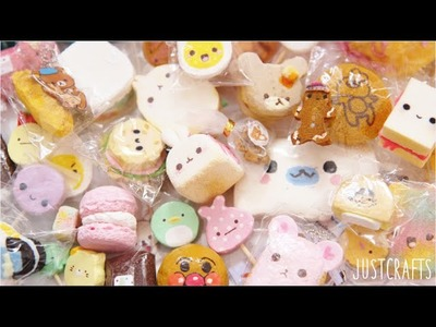 Homemade squishy collection 2015 ♥