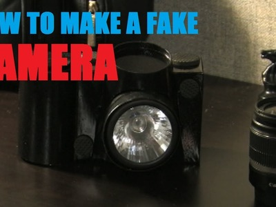 How to build a Prop Camera