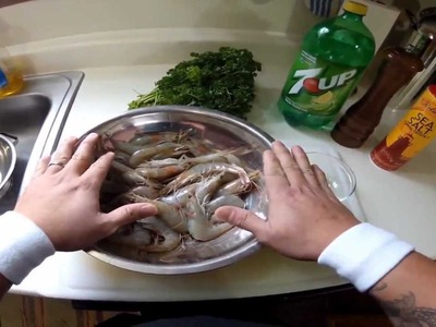 How to cook Buttered Shrimp