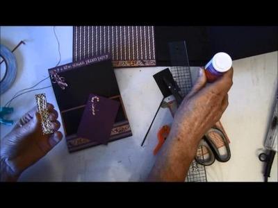 How to make a slider pop up mini album tutorial part 6a