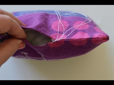 How to Make an Invisible Stitch