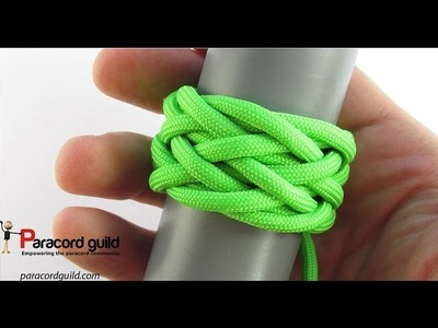 How to tie the gaucho knot