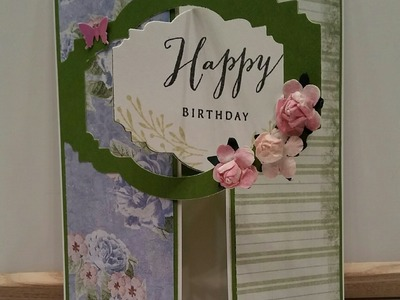 Interlocking Gatefold Card - SBC Tutorial