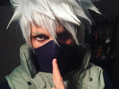 Kakashi Mask Tutorial
