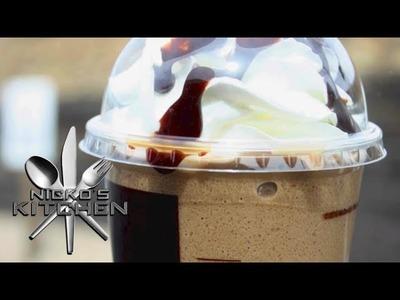 McDONALDS FRAPPE - VIDEO RECIPE