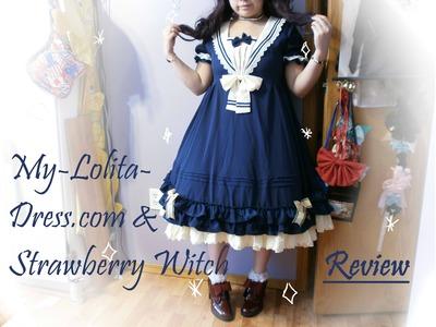 My-Lolita-Dress & Strawberry Witch Review