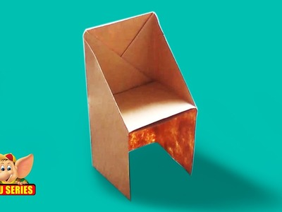 Origami - Make a Chair (HD)