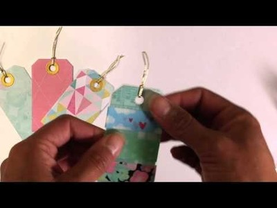 Pocket letter embellishment kits for Sale (sold)
