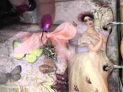 Prima Fairy Belle mini album 7-6-12