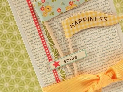 Smile Card - Make a Card Monday #165