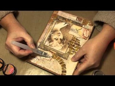 The Making of an Envelope Journal pt 5