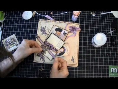 Tutorial place in time yearbook memory album part 6 May