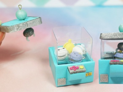 UFO Catcher Clay.Plastic Figurine Tutorial