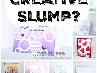 What to do in a Creative Slump - My Go-To Card!