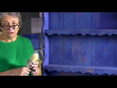 Annie Sloan Rustic Dresser Project – Part 3: Wax & Finishing Touches