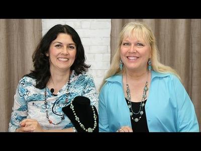Artbeads Cafe - Swarovski Birthstone Options with Kristal Wick and Cynthia Kimura