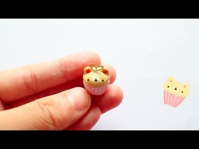 Bear Cupcake (Beginner Tutorial)