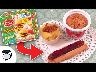 JAPANESE CANDY KIT REMIX #1 HOTDOG + CHILI CHEESE TOTS