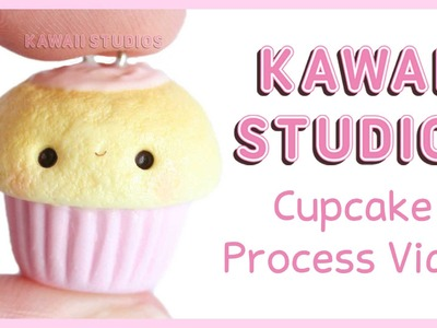 Kawaii Studios Cupcakes ● Process Video