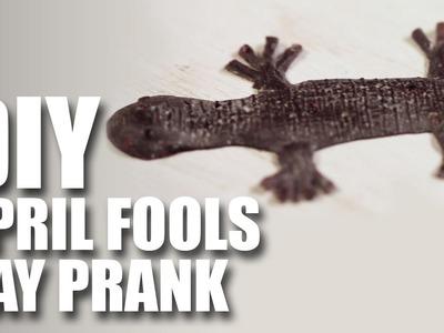 Mad Stuff With Rob - April Fool's Prank | April Fools day