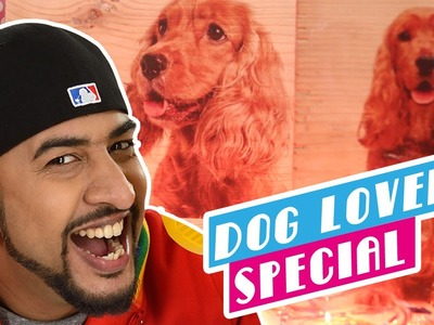 Mad Stuff With Rob - Dog Lovers Special | International Mutts Day