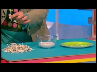 Mister Maker | String Dinner Make