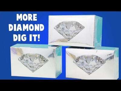 MORE Diamond Dig It - I Try to Find a REAL Diamond (Again)