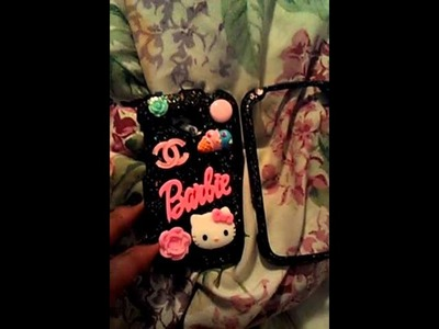 My D.I.Y. phone case for the HTC desire C