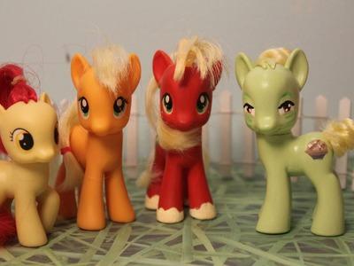 My Little Pony FIM Granny Smith toy Custom OOAK !!!!!SOLD!!!!!