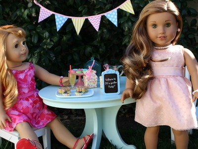 Our Generation Doll Garden Party Set Review