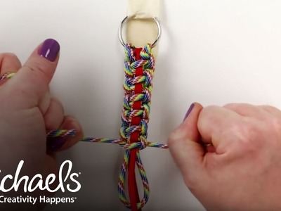 Paracord Basics: Survival Keychain | Extras: Crafts & Hobbies | Michaels