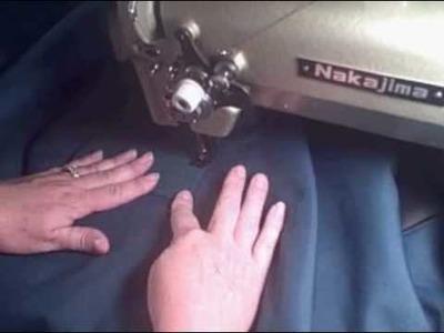 Repairing Horse Blanket, How to Repair Horse Blanket