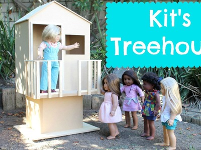 American Girl Doll Treehouse ~ Walkthrough
