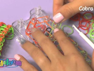 Bandaloom: How to Make the Cobra Bracelet