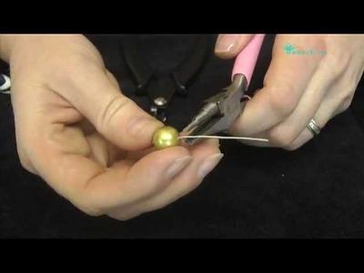 Bead Time Tutorial Easy Wrapped Loop Pliers