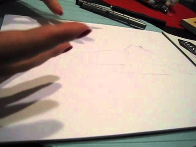 Crash Course in Fashion Design Part 9: Drawing Tutorial (Part 1 of 3)