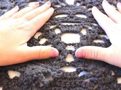 Crochet Lost Souls Shawl PART 1