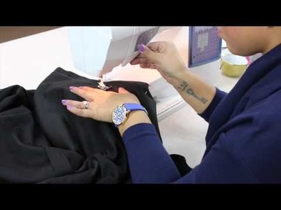 DIY Hooded Tunic Sew Along