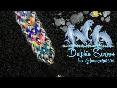 DOLPHIN SWARM Hook Only bracelet