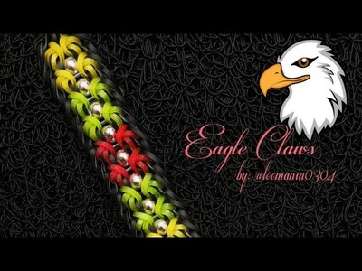 EAGLE CLAWS Hook Only bracelet tutorial