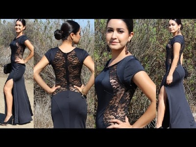 Gown Of the Night DamaV425