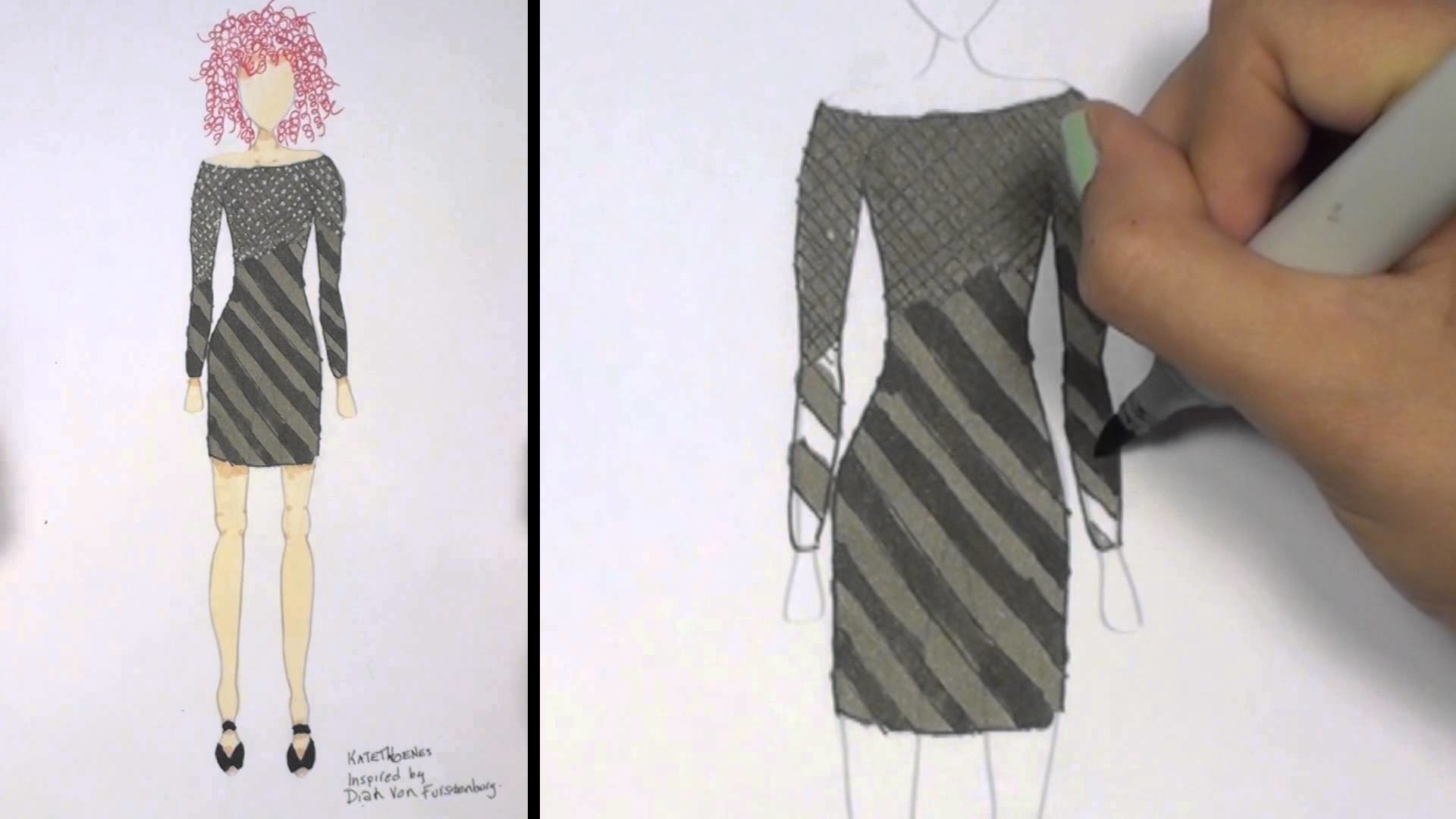 How to make a fashion design collection 78