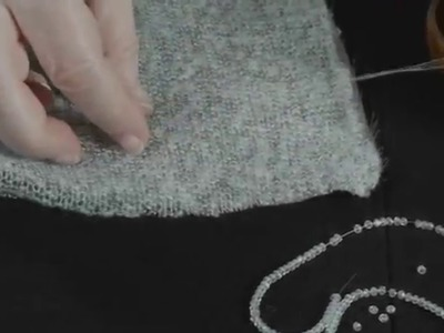 How to Embellish Knits with Rhinestones and More