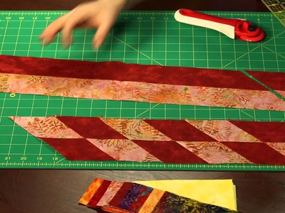How to Make This Quilt: Table For Four
