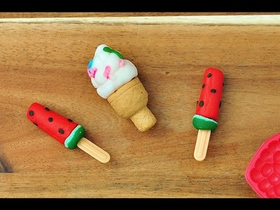 Ice Cream Fun Dough Play Set