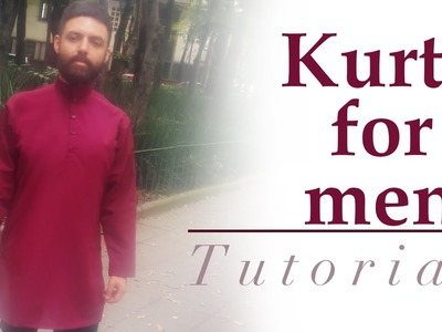 Kurta for Men - Cutting and stitching - Cloud factory