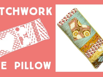 Make a Soothing Patchwork Eye Pillow