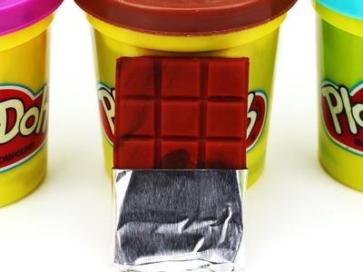 Play-Doh Chocolate Bar Easy