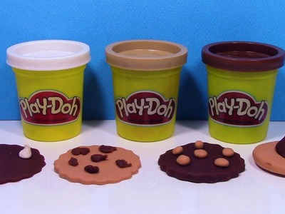 Play-Doh Cookies for Santa Play Doh Christmas Cookies